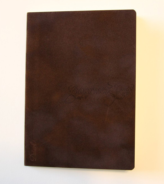 Midori World Meister Vol. 1 Dainel A5 Notebook - Tea Brown