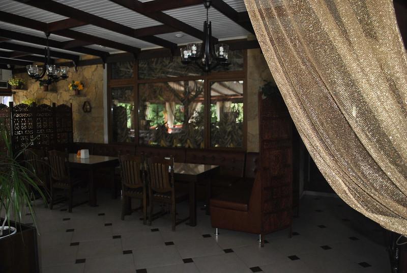 Ресторан Europa > Фото из галереи `Зал на 60 мест`