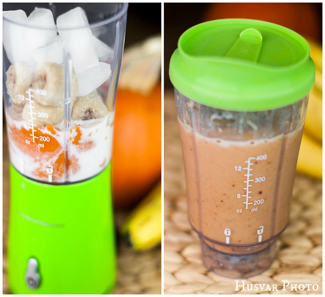 Skinny Pumpkin Date Smoothie Smoovember In The