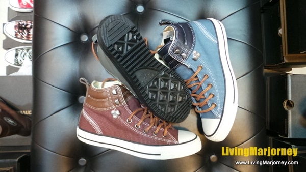 2013 Converse Chuck Taylor All Star Weatherized Collection, by LivingMarjorney on Flickr