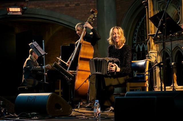London Tango Orchestra - Daylight Music at the Union Chapel - November 30th