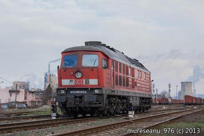 DB Schenker Romania 651-013-0