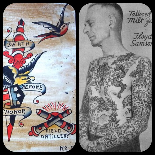 6157bfc07 Lost Love book - Tattoo Designs, Books and Flash - Last Sparrow Tattoo