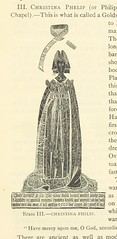 """British Library digitised image from page 57 of """"Memorials of Herne, Kent"""""""
