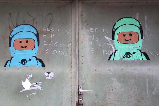 Street art Leuven