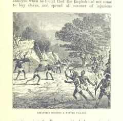 """British Library digitised image from page 163 of """"Great Explorers of Africa. With illustrations and map"""""""