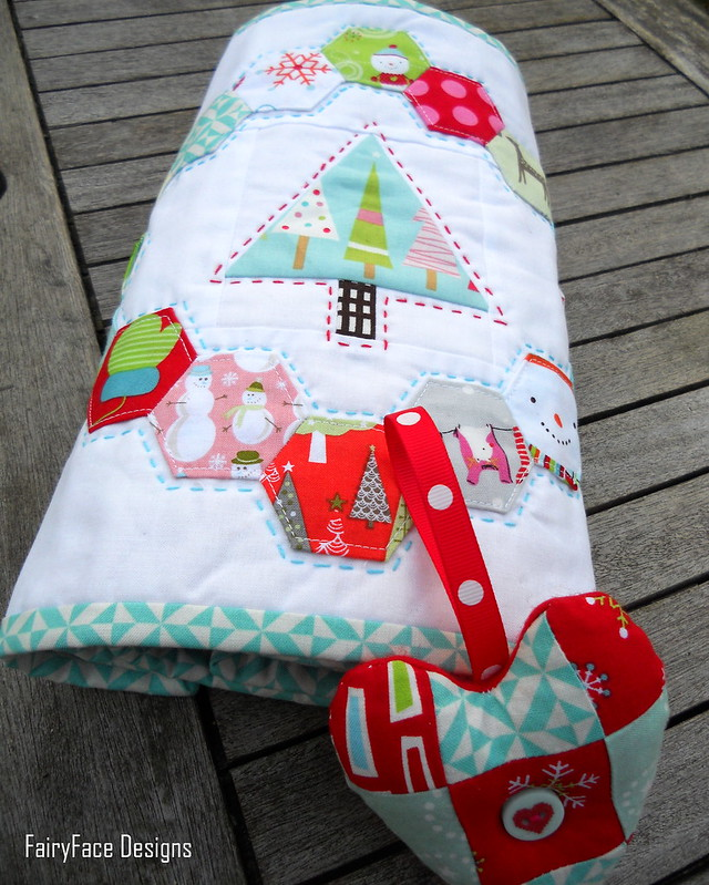 Swap package Christmas runner