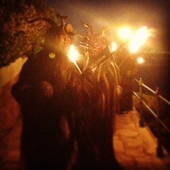 Suddenly, on the way to dinner #devilbeasts