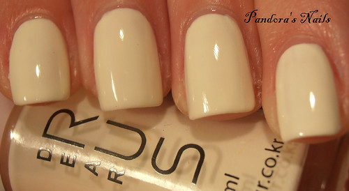 dear rus nm15 marshmallow polish no15