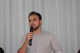 Alexandre Pereira, secretário-geral do Solidariedade-SP