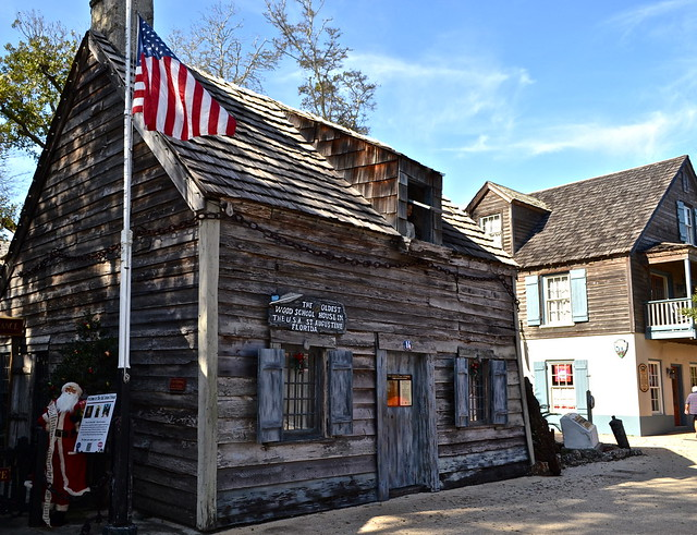 Oldest Schoolhouse in the United States