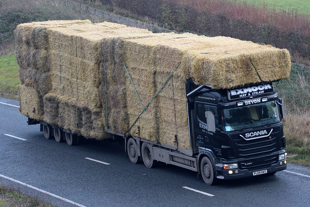 FL09HAY - Exmoor Hay & Straw