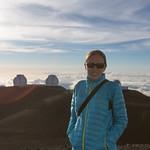Emily, Mauna Kea