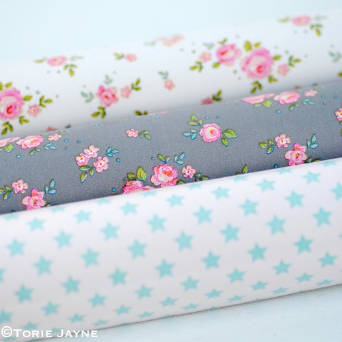 Tilda pretty wrapping papers