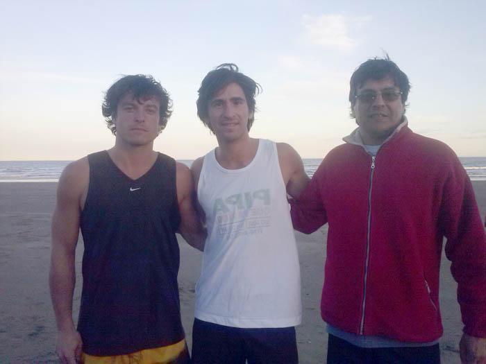 Fernández, Domínguez y Miguel