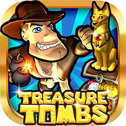 Treasure Tombs: Ra Deal icon 256