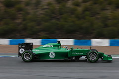 ©Caterham F1 Team