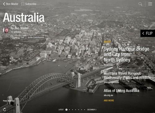 Australia Flipboard 02.2013