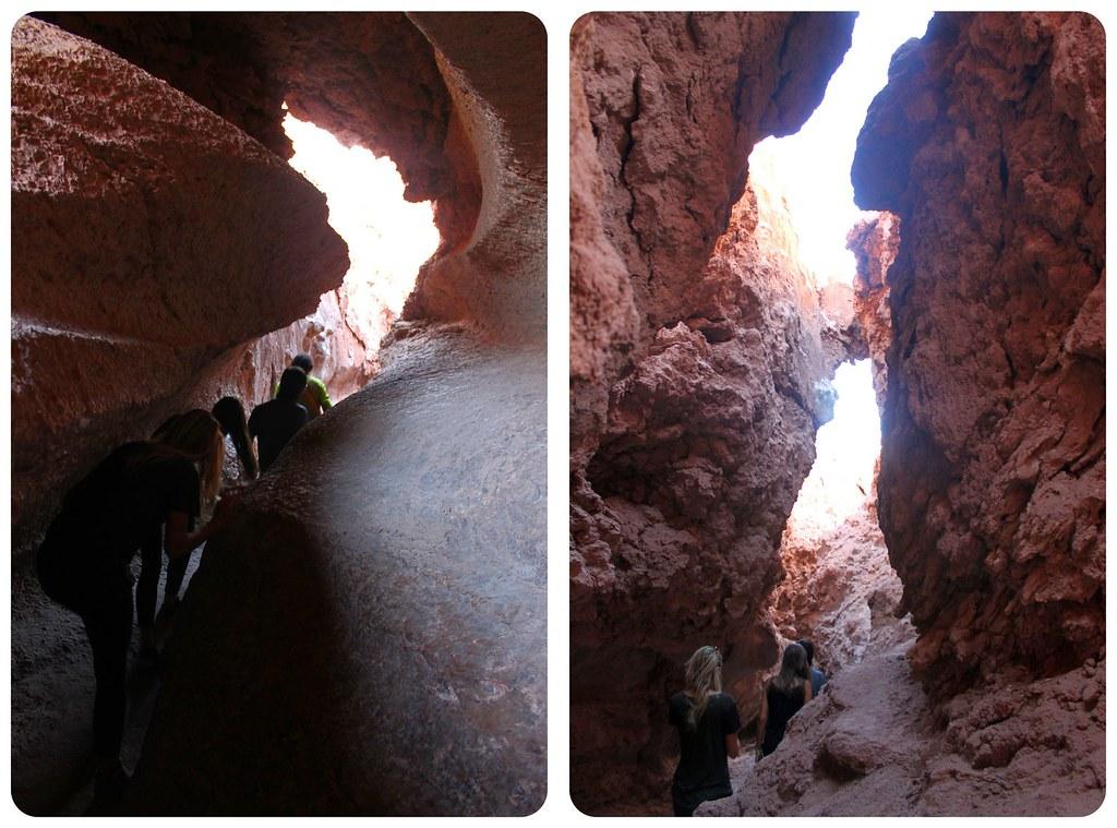 Atacama Desert Salt Cave