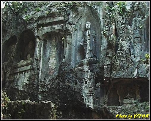 杭州 飛來峰景區 - 020 (飛來峰石雕佛像)