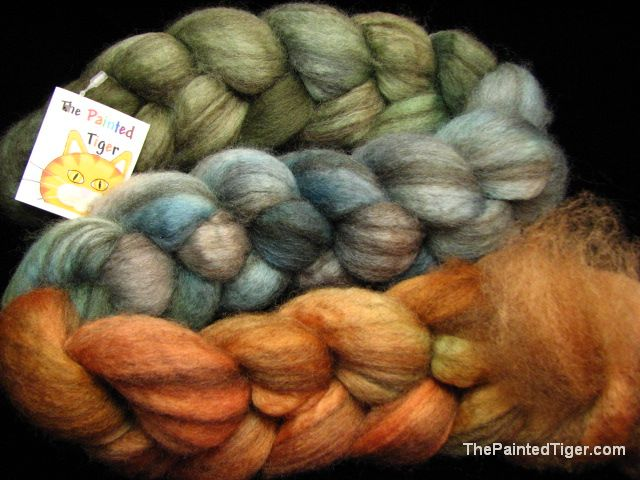 Verdigris Mixed BFL