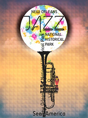 JAZZMOON New Orleans Jazz National Historical Park