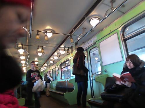 Il viaggio in metro a Budapest by Ylbert Durishti