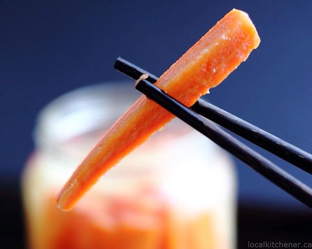 hot carrots