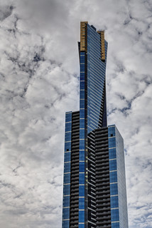 Eureka Tower by Fender Katsalidis