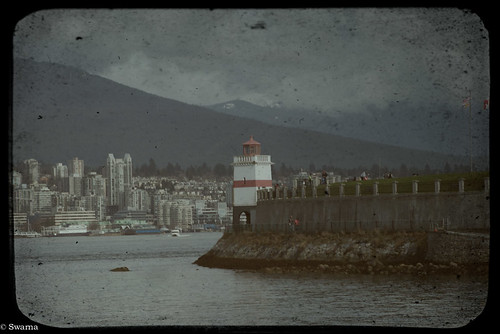 Brockton Point - Stanley Park, Vancouver BC