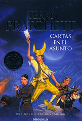 Terry Pratchett, Cartas en el asunto