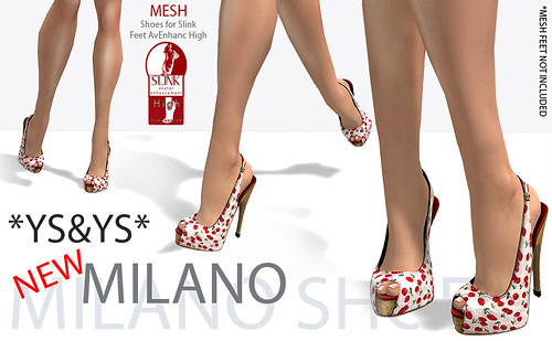 NewMilano Mesh Shoes @ YS&YS