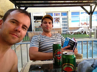 Stranded on Sunday when everything closes, Eilat