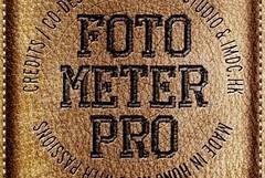 老相機與針孔相機兩用的測光APP : FOTOMETER PRO