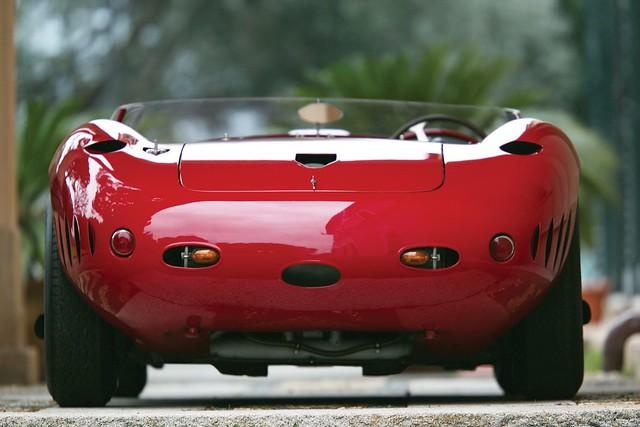 Maserati 450S Prototype 1.956