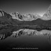 Dusy Basin B/W by Bob Bowman Photography
