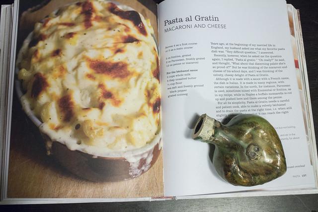 Italian Cooking Pasta al Gratin