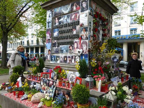 Shrine to Michael Jackson, Munich