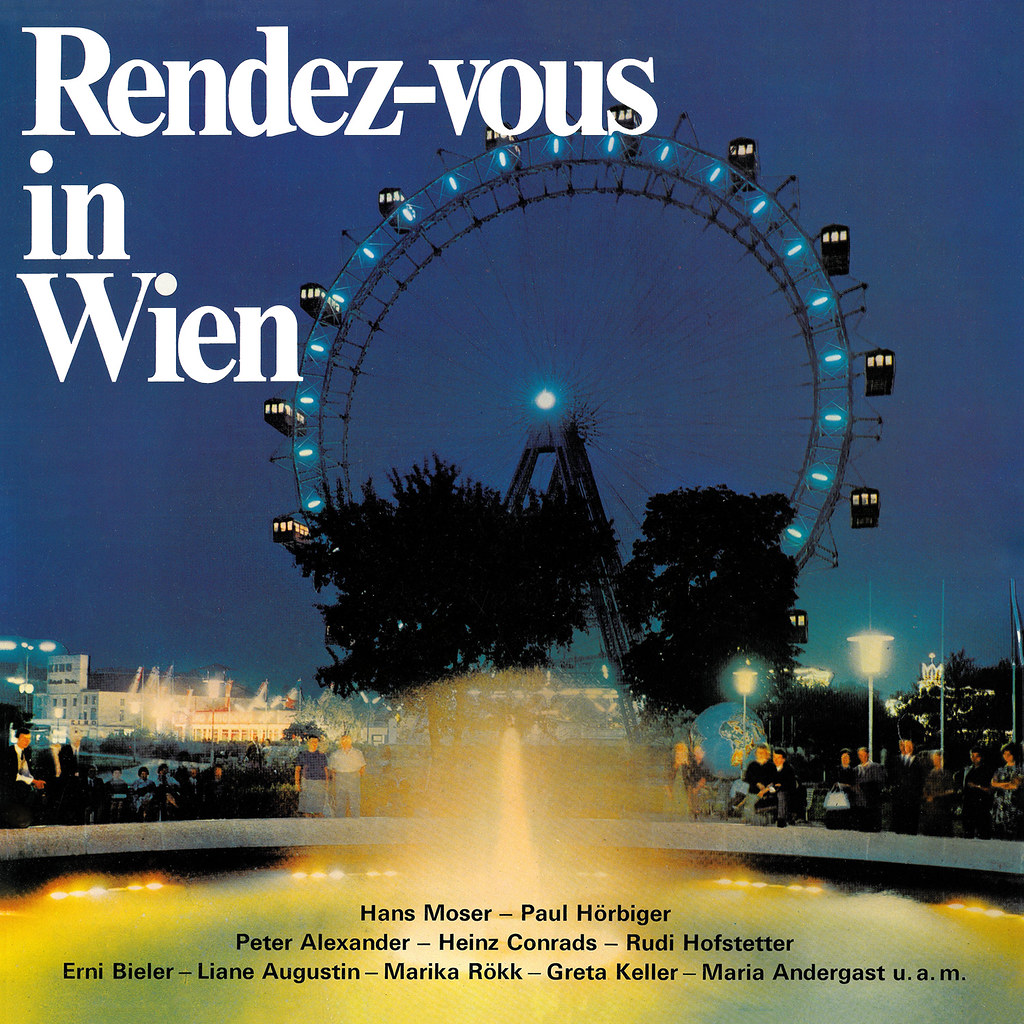 Various Artists - Rendez-vous in Wien