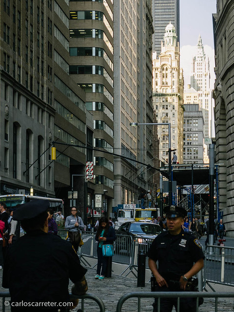 Broadway, en el Downtown