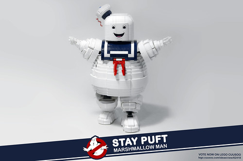 Stay Puft Marshmallowman