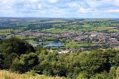 Views from Otley Chevin
