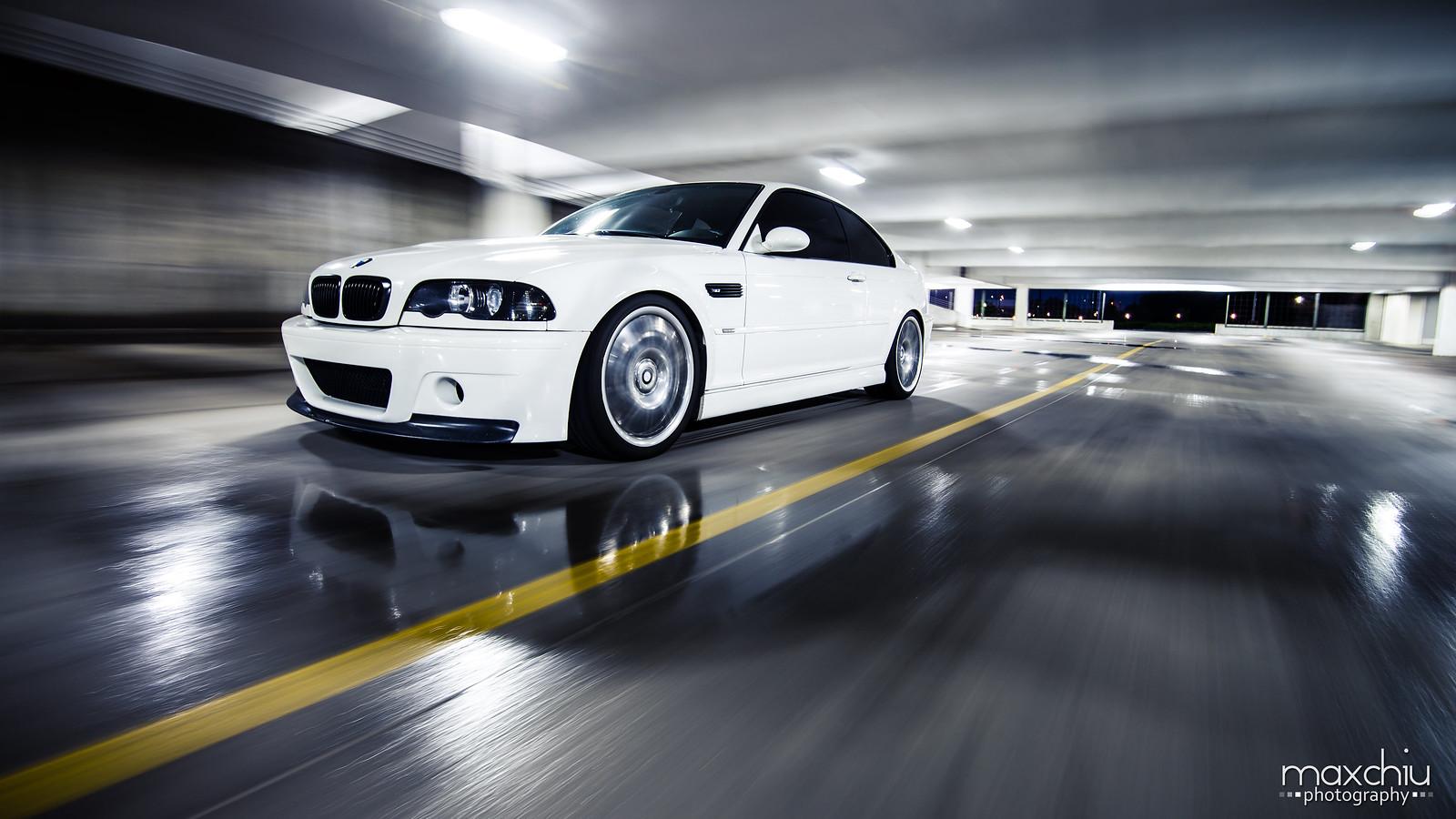 BMW E46 M3 [OC] [1600x900]
