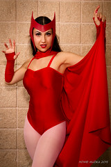 Tampa Bay Comic-Con 2015 Cosplay - SCARLET WITCH