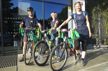 Registrace do soutěže Do práce na kole (nebo během) už jen do konce dubna