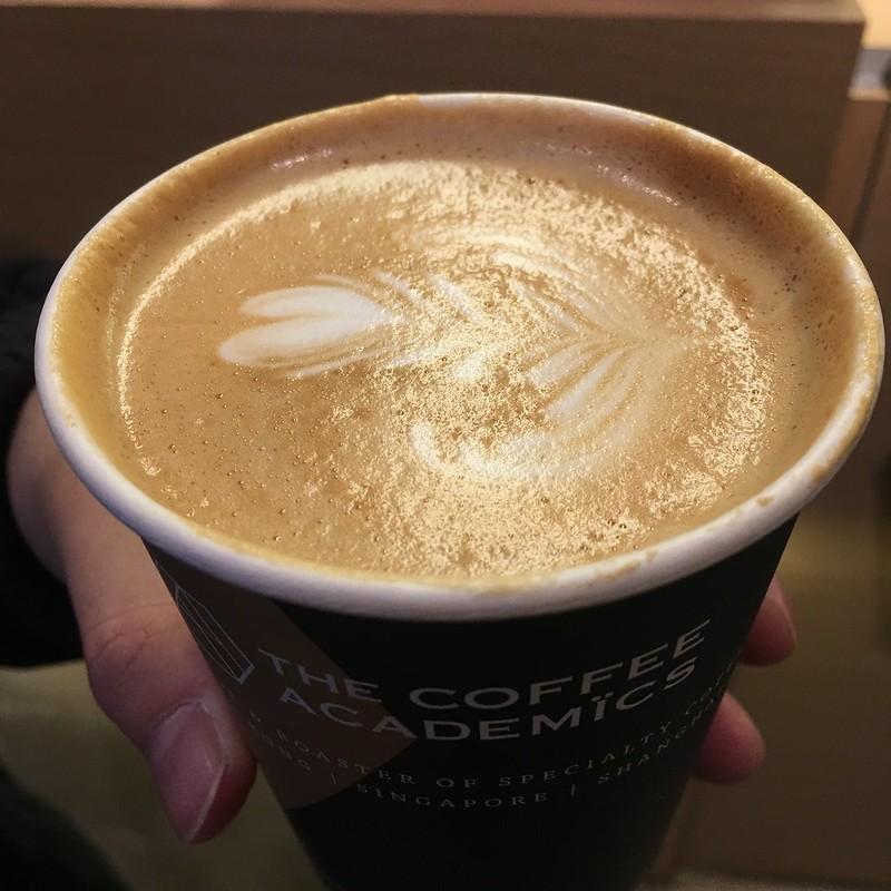 The Coffee Academic 中環