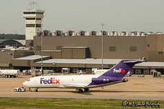 N194FE FedEx | Boeing 727-22(F) | Memphis International Airport