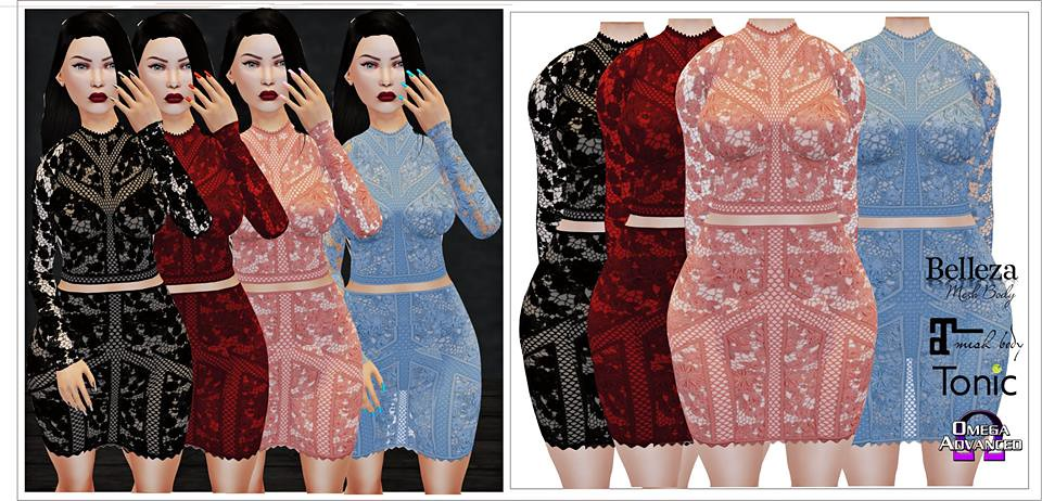 Love Dress - SecondLifeHub.com
