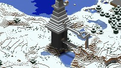 Built on the Zedwork Minecraft server