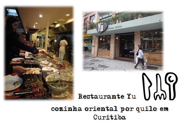 Restaurante Yu - Restaurante em Curitiba